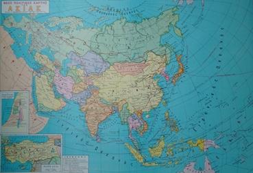 305 Politikos Gewfysikos Paragwgikos Xarths Asias